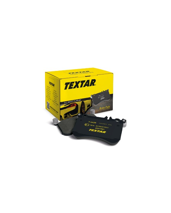 TEXTAR Brake pads