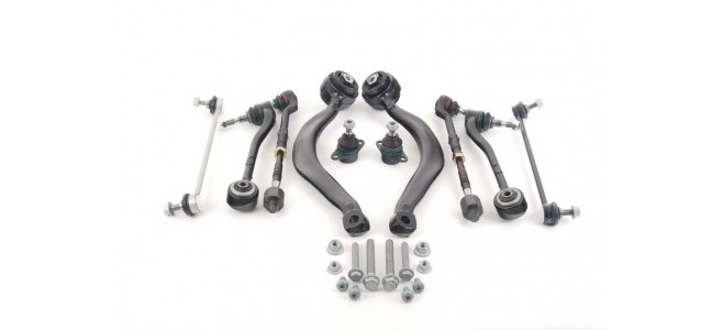 Steering systems & Suspension