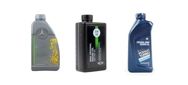 Original motor oils
